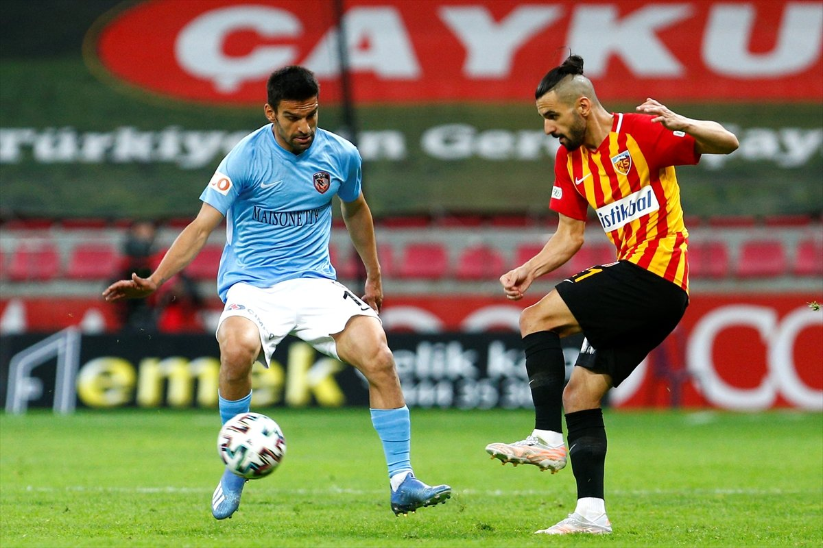 Süper Lig'de düşme hattında son durum #2