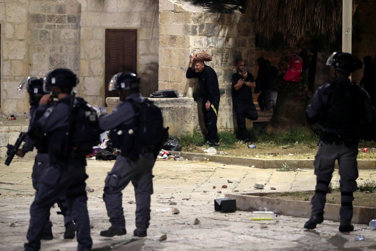 Doğu Kudüs te İsrail terörü #13