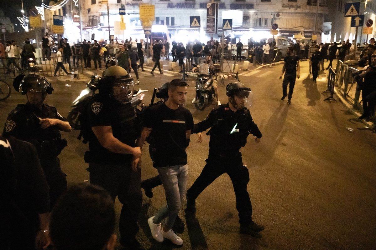 Doğu Kudüs te İsrail terörü #8