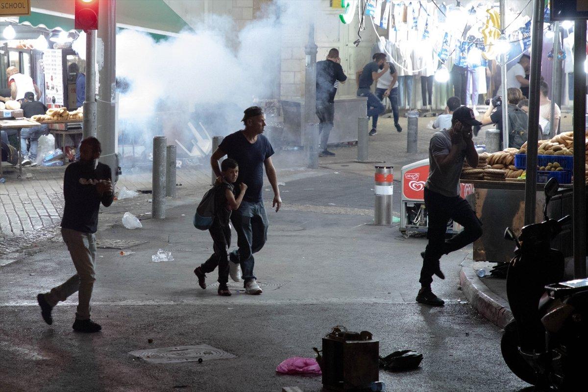 Doğu Kudüs te İsrail terörü #15