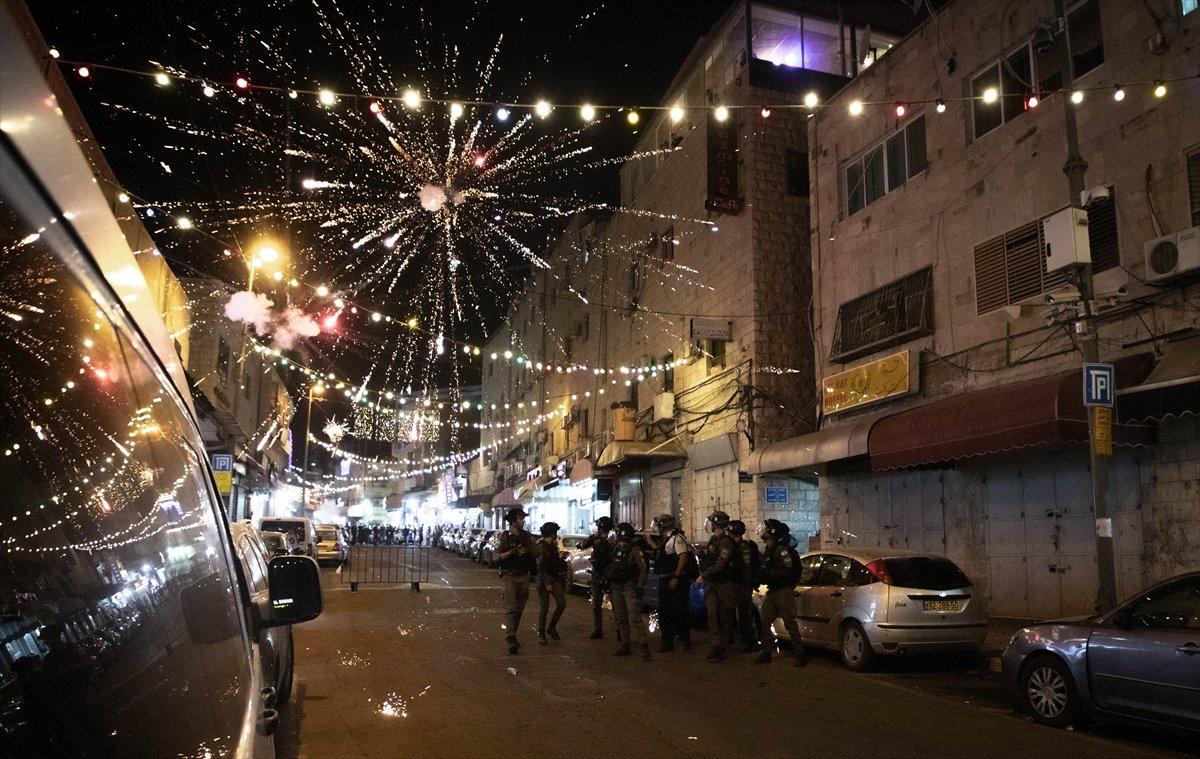 Doğu Kudüs te İsrail terörü #21