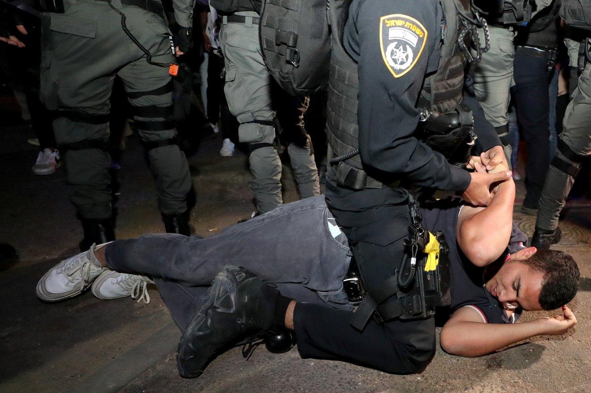 Doğu Kudüs te İsrail terörü #4