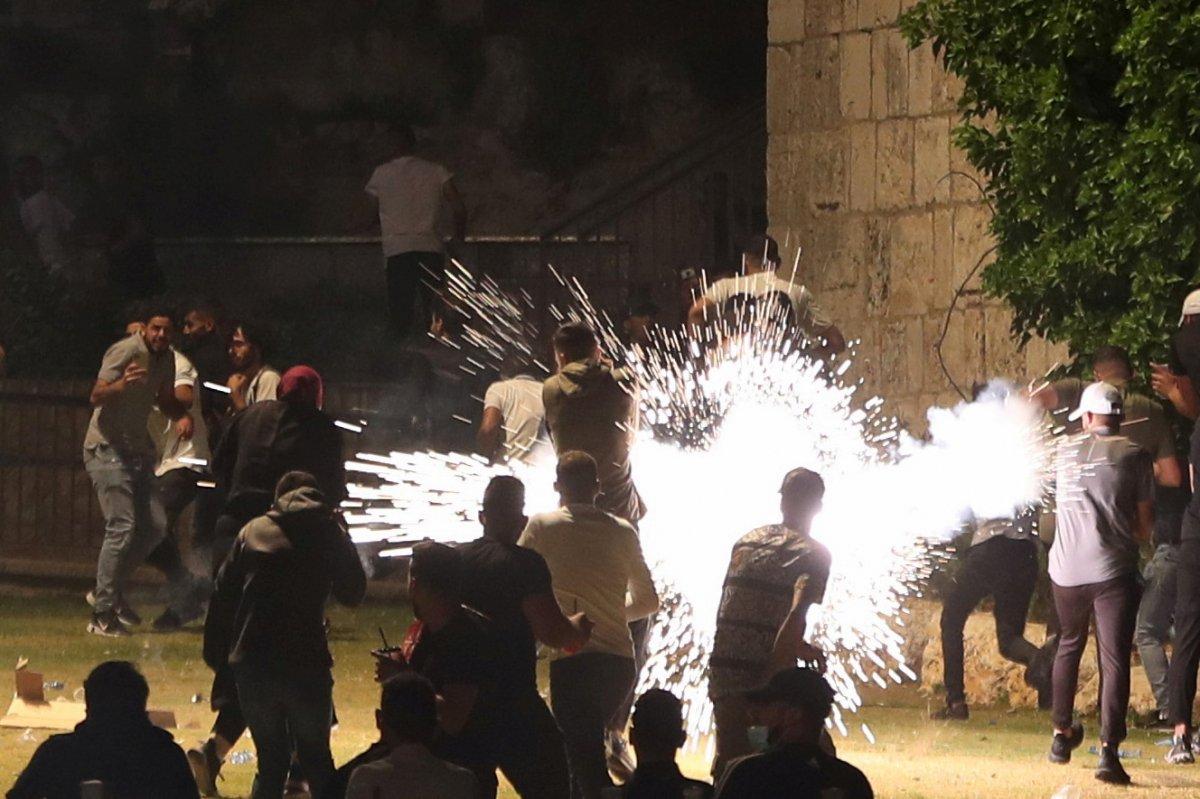 Doğu Kudüs te İsrail terörü #14