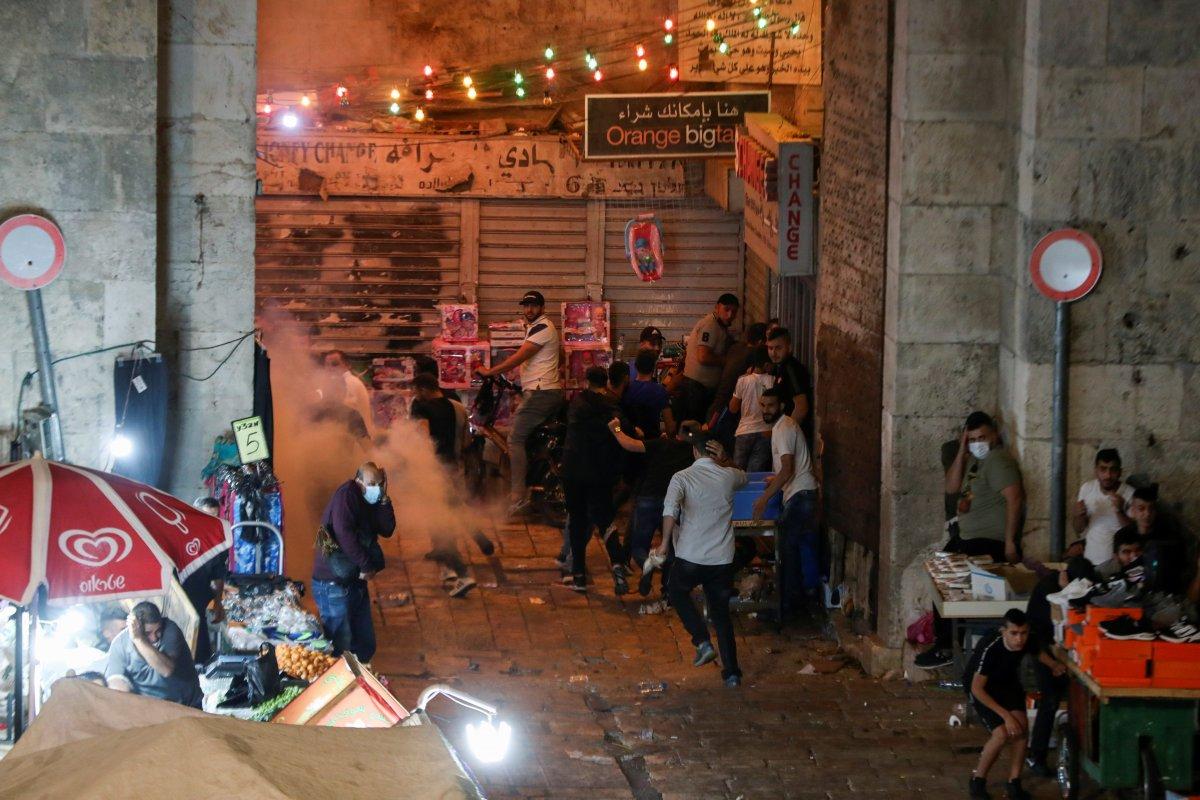 Doğu Kudüs te İsrail terörü #16