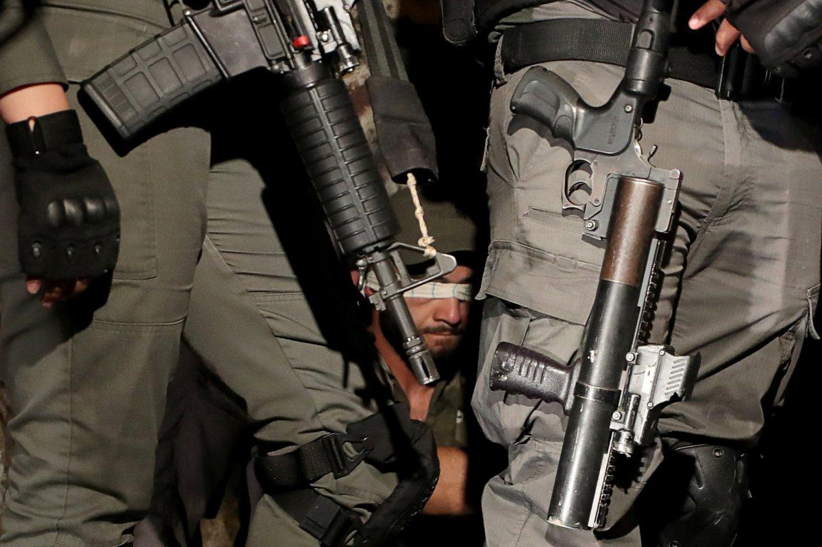 Doğu Kudüs te İsrail terörü #2