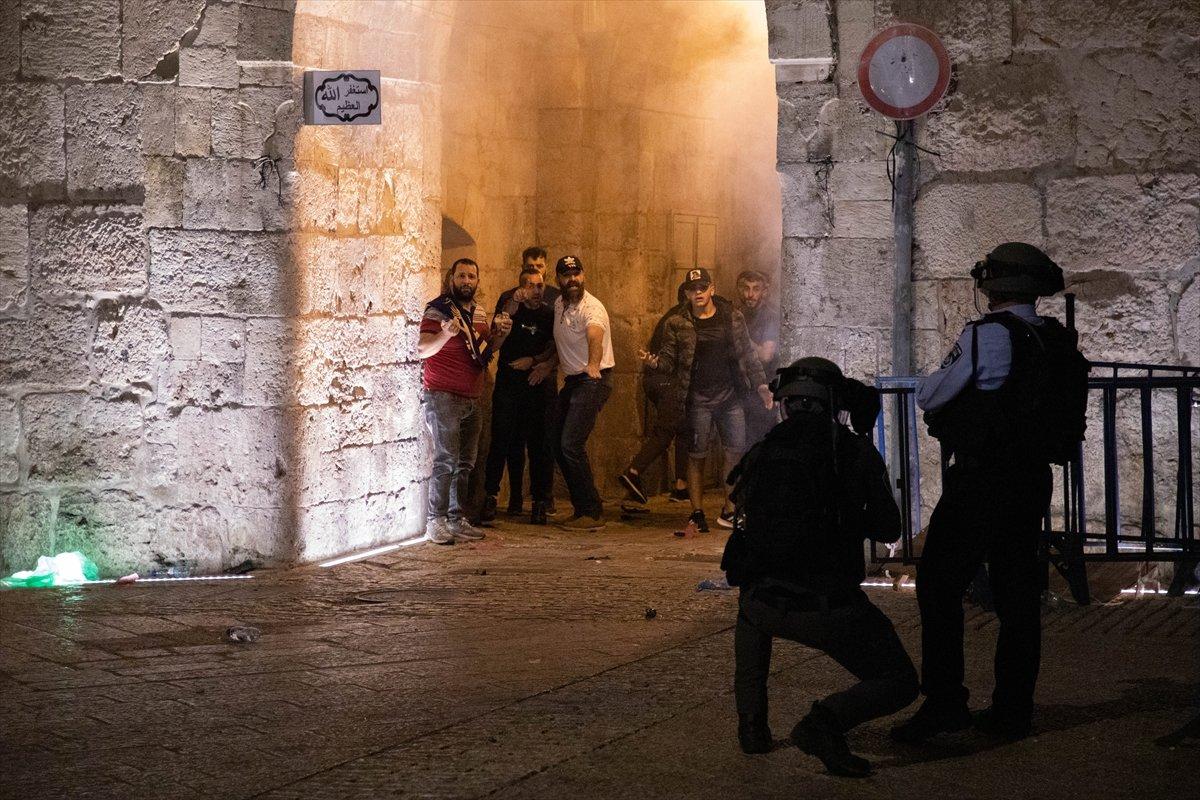 Doğu Kudüs te İsrail terörü #17