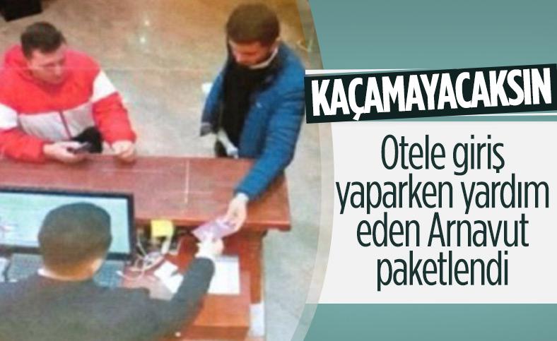 Thodex'in kurucusu Faruk Fahri Özer'e yardım eden kişi yakalandı