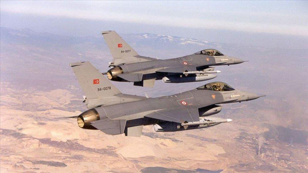 TSK ve MİT ten ortak operasyon: 8 terörist öldürüldü  #1