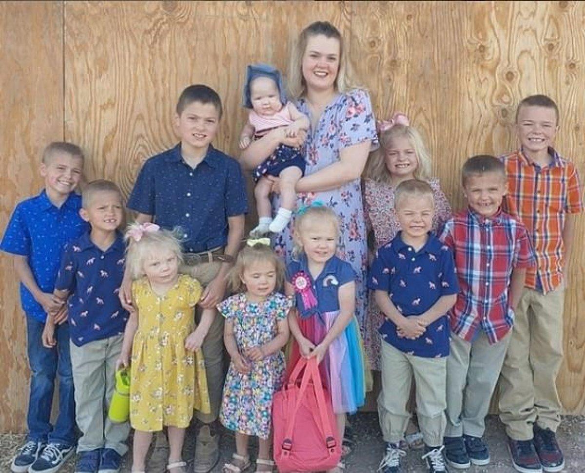 11 çocuklu ABD li anne: 3 çocuk daha istiyorum #1