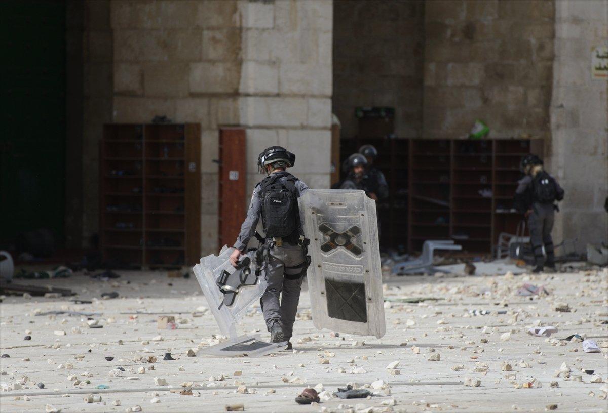 Prof. Dr. Ali Erbaş: Filistin halkına karşı büyük bir soykırım yapılmaktadır #1