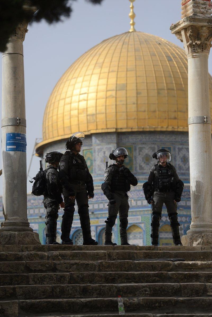 Prof. Dr. Ali Erbaş: Filistin halkına karşı büyük bir soykırım yapılmaktadır #5