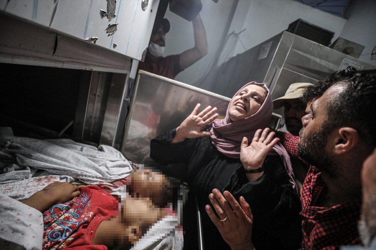 İsrail, Filistin e hava saldırısı düzenledi #4