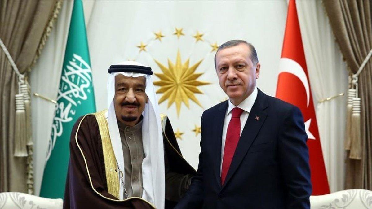 Mevlüt Çavuşoğlu, Suudi Arabistan a gitti #3