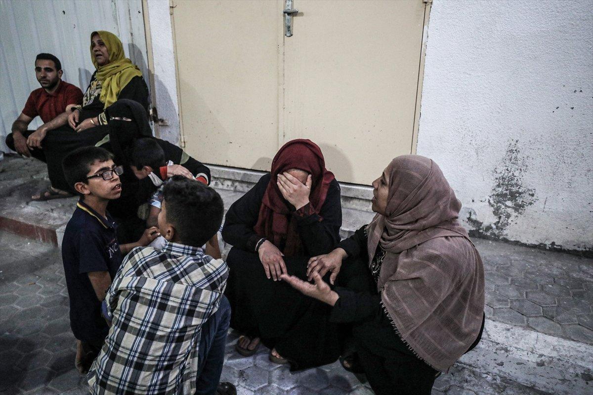 İsrail, Filistin e hava saldırısı düzenledi #2