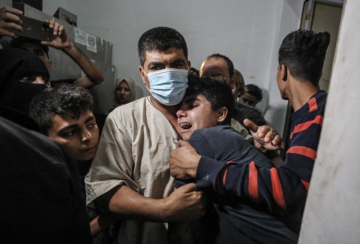 İsrail, Filistin e hava saldırısı düzenledi #7