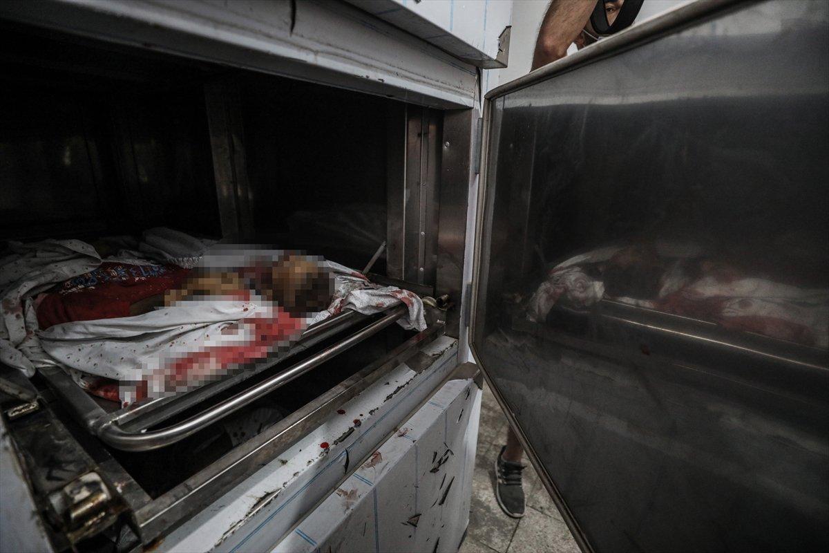 İsrail, Filistin e hava saldırısı düzenledi #8
