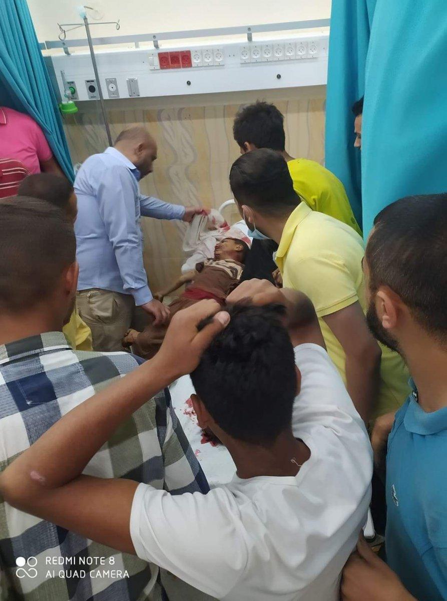 Filistin de 3 ü çocuk 9 kişi İsrail tarafından öldürüldü  #5