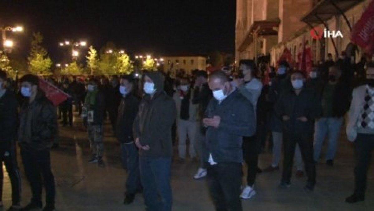 Türkiye nin dört bir yanında Kudüs ve Filistin için destek gösterileri #2
