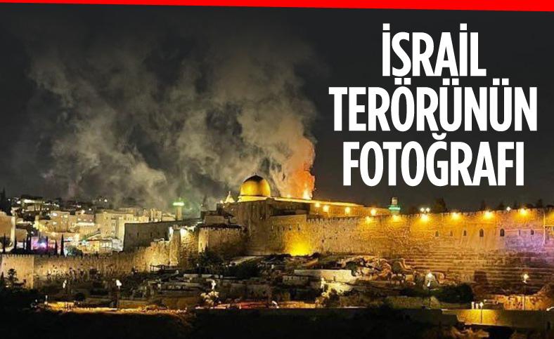 İsrail, 3 dinin kutsal gördüğü Kudüs'te terör estiriyor