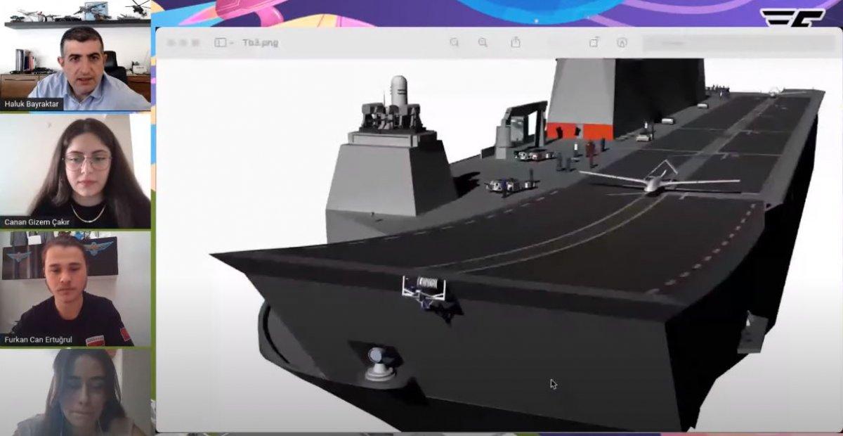 Forbes: Türkiye, dünyanın ilk SİHA gemisine sahip olabilir #1