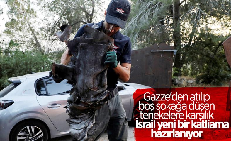 Hamas'tan Batı Kudüs'e ve İsrail'in güneyine roket saldırısı