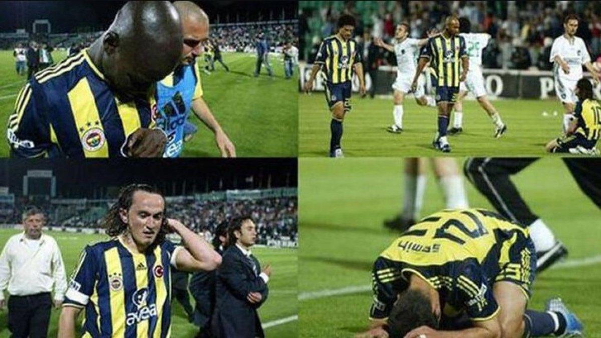 Süper Lig de son iki haftaya lider girip şampiyonluğu kaybedenler #1