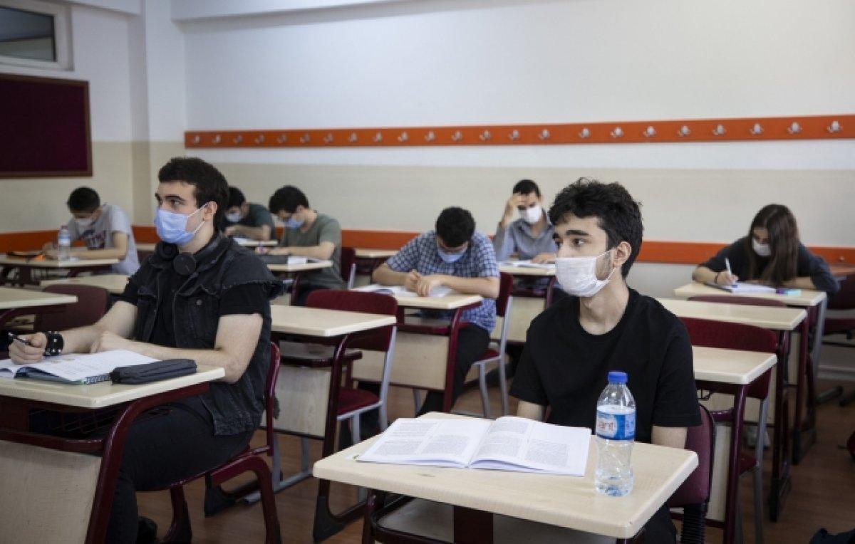 Liselerde sınavlara yeni düzenleme #2