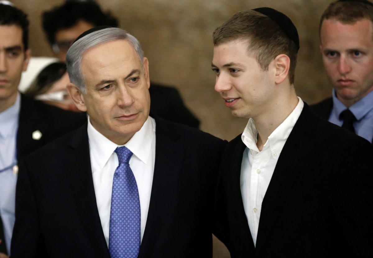 Netanyahu nun oğlundan skandal paylaşım #3