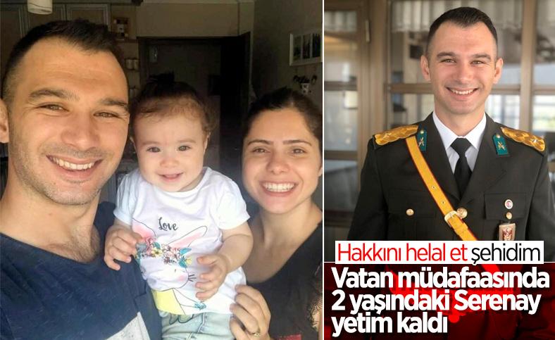 Şehit Osman Alp'in Manisa'daki ailesine acı haber ulaştı