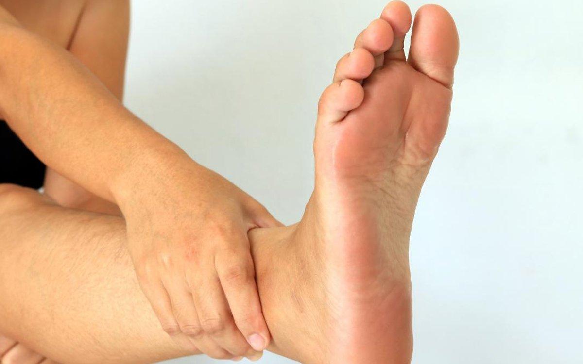 Ayak şişmesinin 6 olası nedeni #2