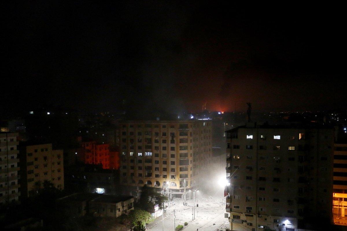 İsrail in Filistin e saldırıları sonrası bilanço ağırlaşıyor #2