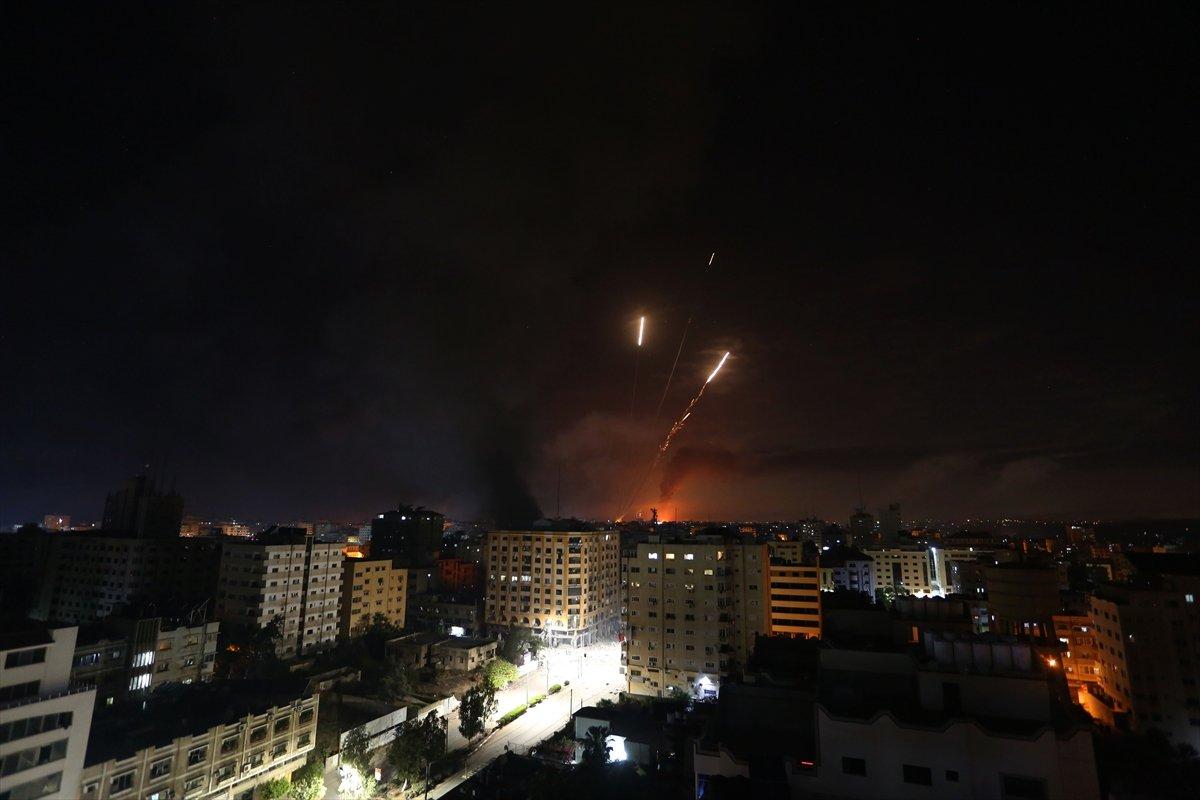İsrail in Filistin e saldırıları sonrası bilanço ağırlaşıyor #4