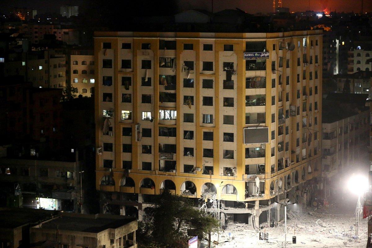 İsrail in Filistin e saldırıları sonrası bilanço ağırlaşıyor #3