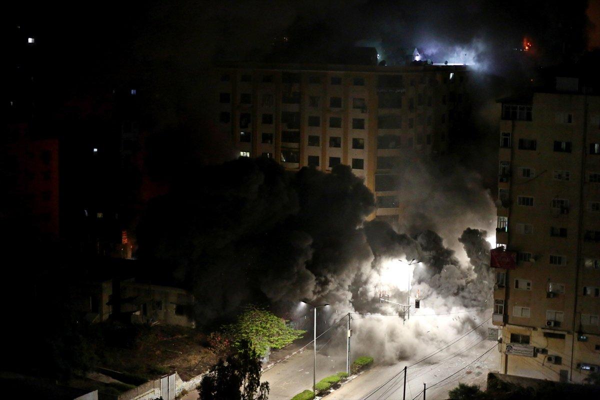 İsrail in Filistin e saldırıları sonrası bilanço ağırlaşıyor #6