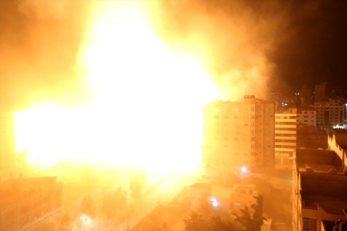 İsrail in Filistin e saldırıları sonrası bilanço ağırlaşıyor #1