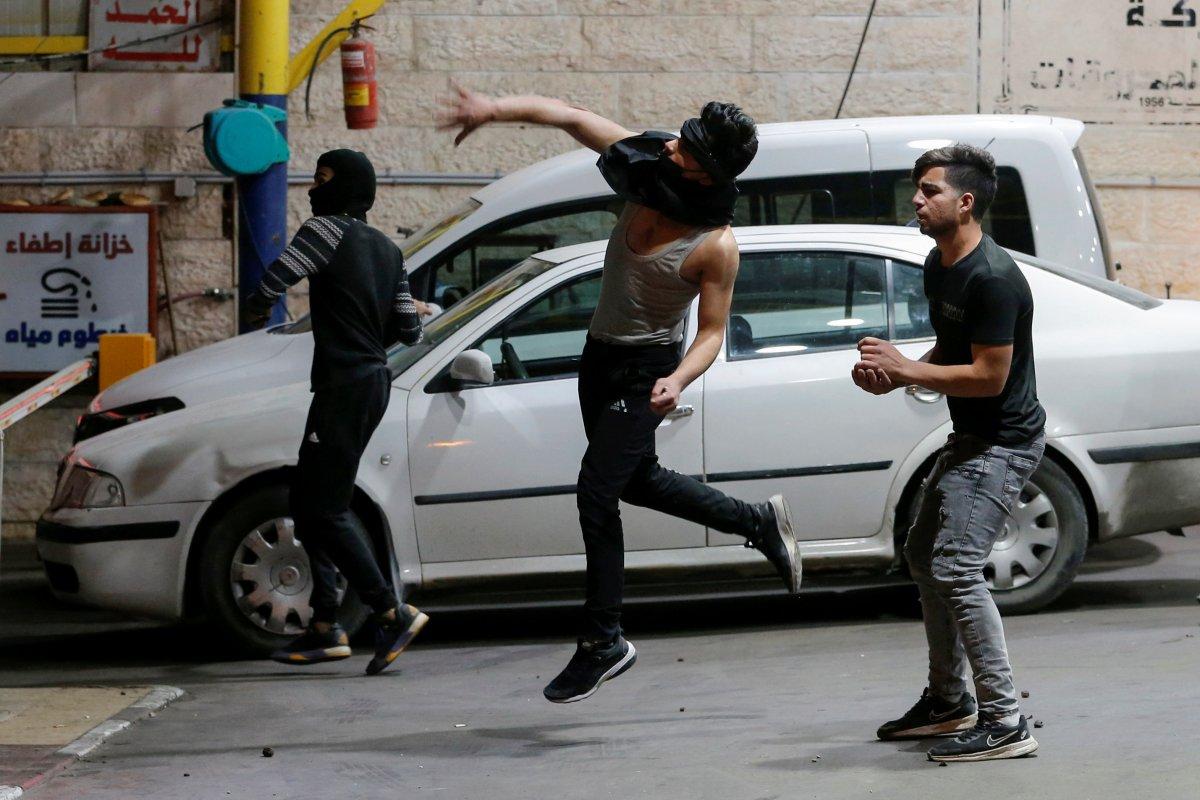 İsrail saldırganlığı yeni bir İntifada yı ateşledi #3