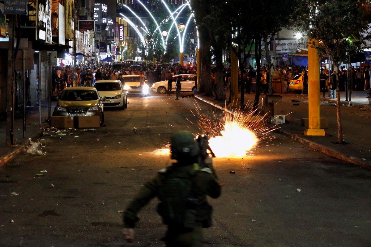 İsrail saldırganlığı yeni bir İntifada yı ateşledi #1