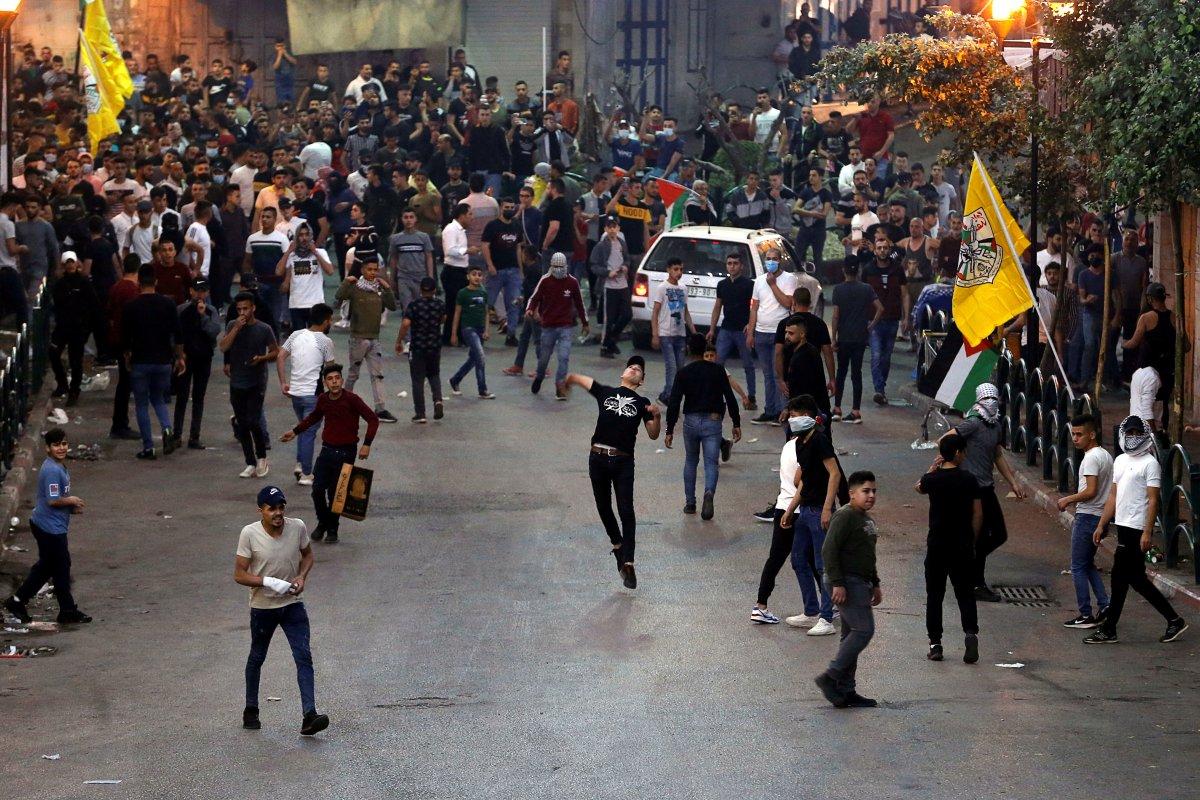 İsrail saldırganlığı yeni bir İntifada yı ateşledi #2