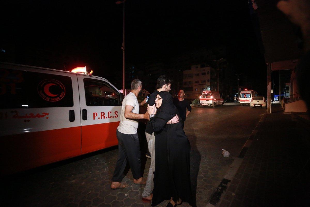 İsrail in Filistin e saldırıları sonrası bilanço ağırlaşıyor #8