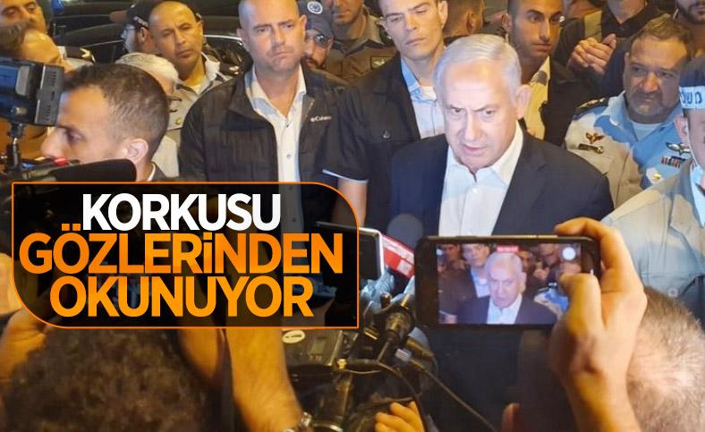 İsrail Başbakanı Netanyahu Lod şehrinde OHAL ilan etti
