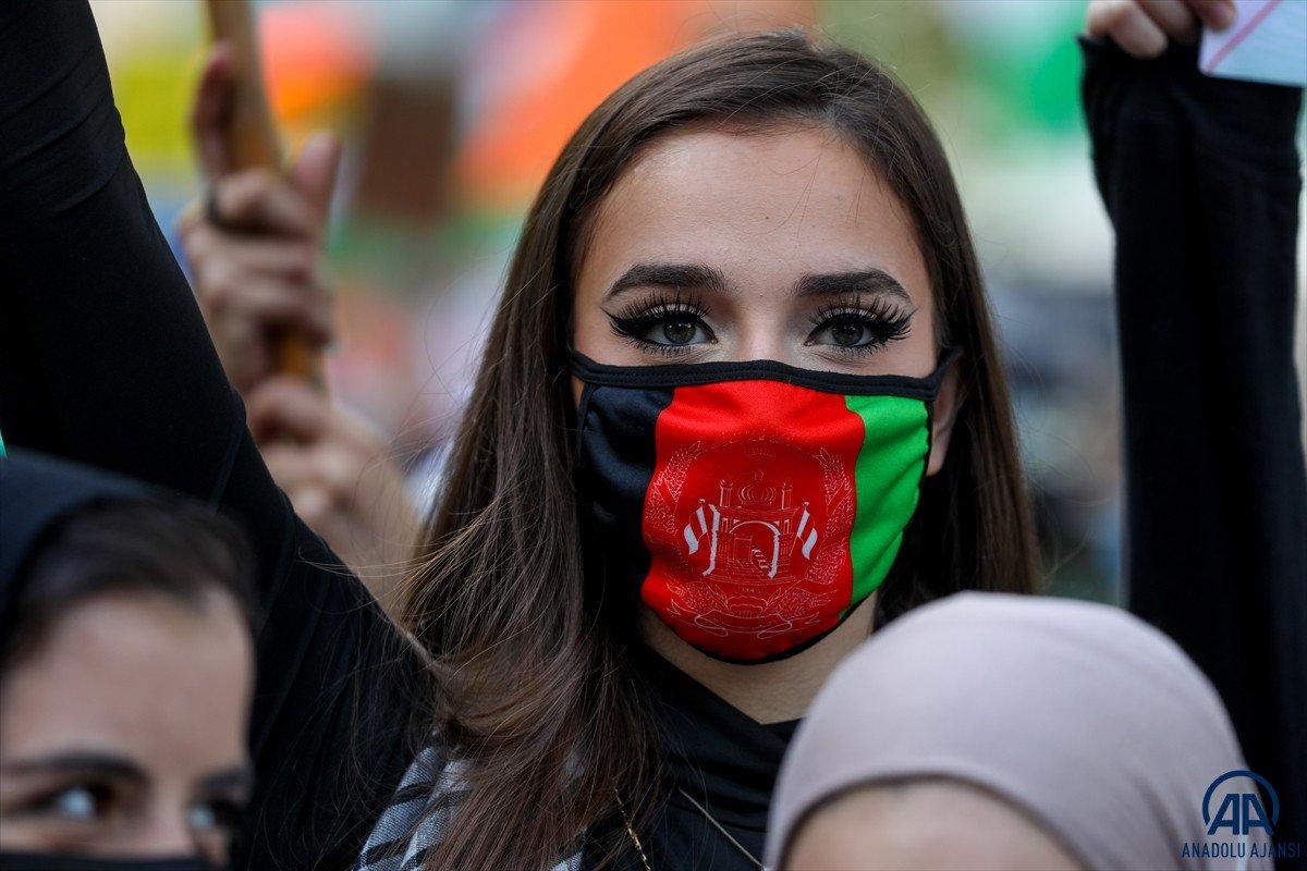 ABD de Filistinli Müslümanlar için destek yürüyüşü #4