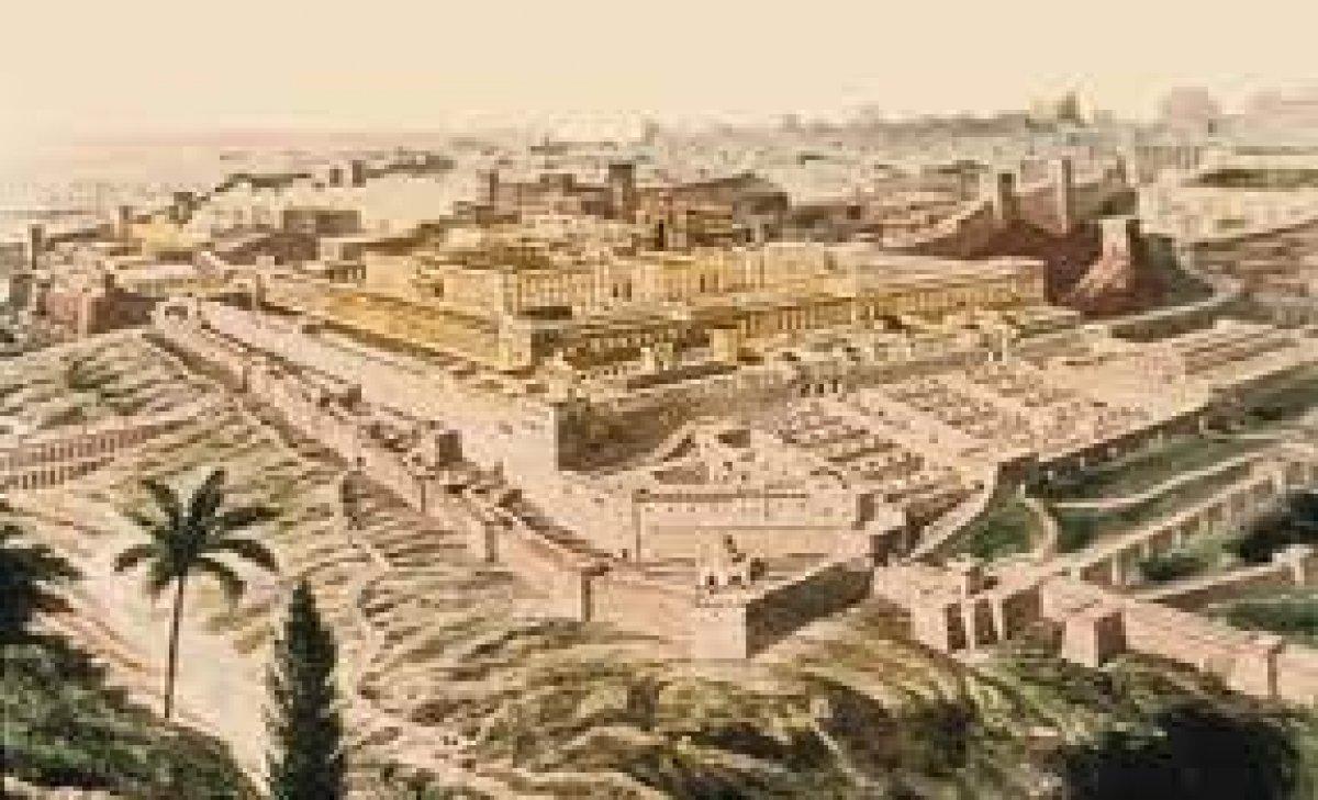 """Vakanüvis yazdı: """"Firavun'un Filistinlileri"""" o devrin Yahudileriydi #7"""