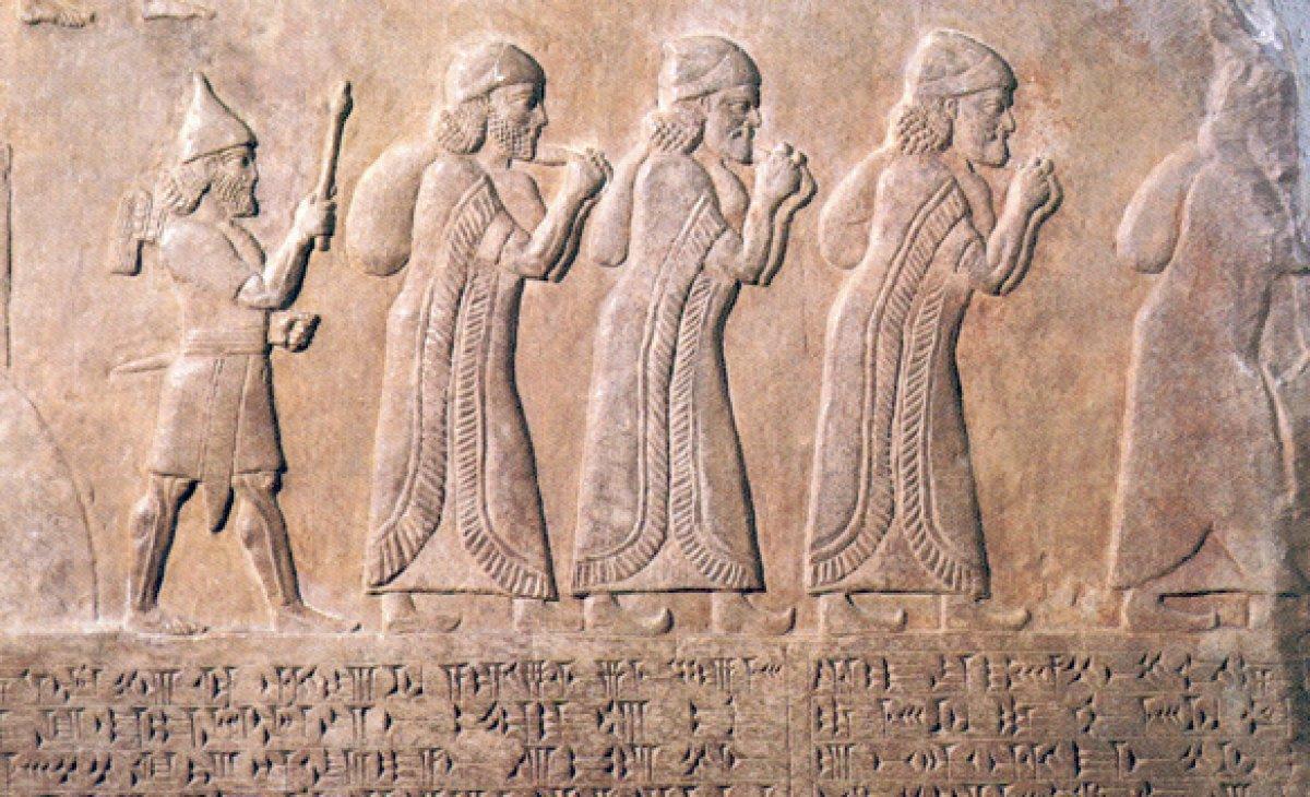 """Vakanüvis yazdı: """"Firavun'un Filistinlileri"""" o devrin Yahudileriydi #5"""