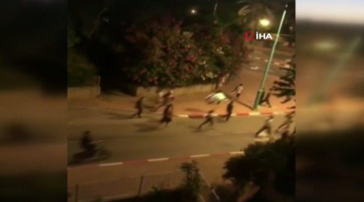 Fanatik Yahudiler Lod kentinde camilere saldırdı #2