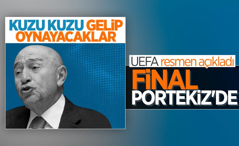 Şampiyonlar Ligi finali Portekiz'de oynanacak
