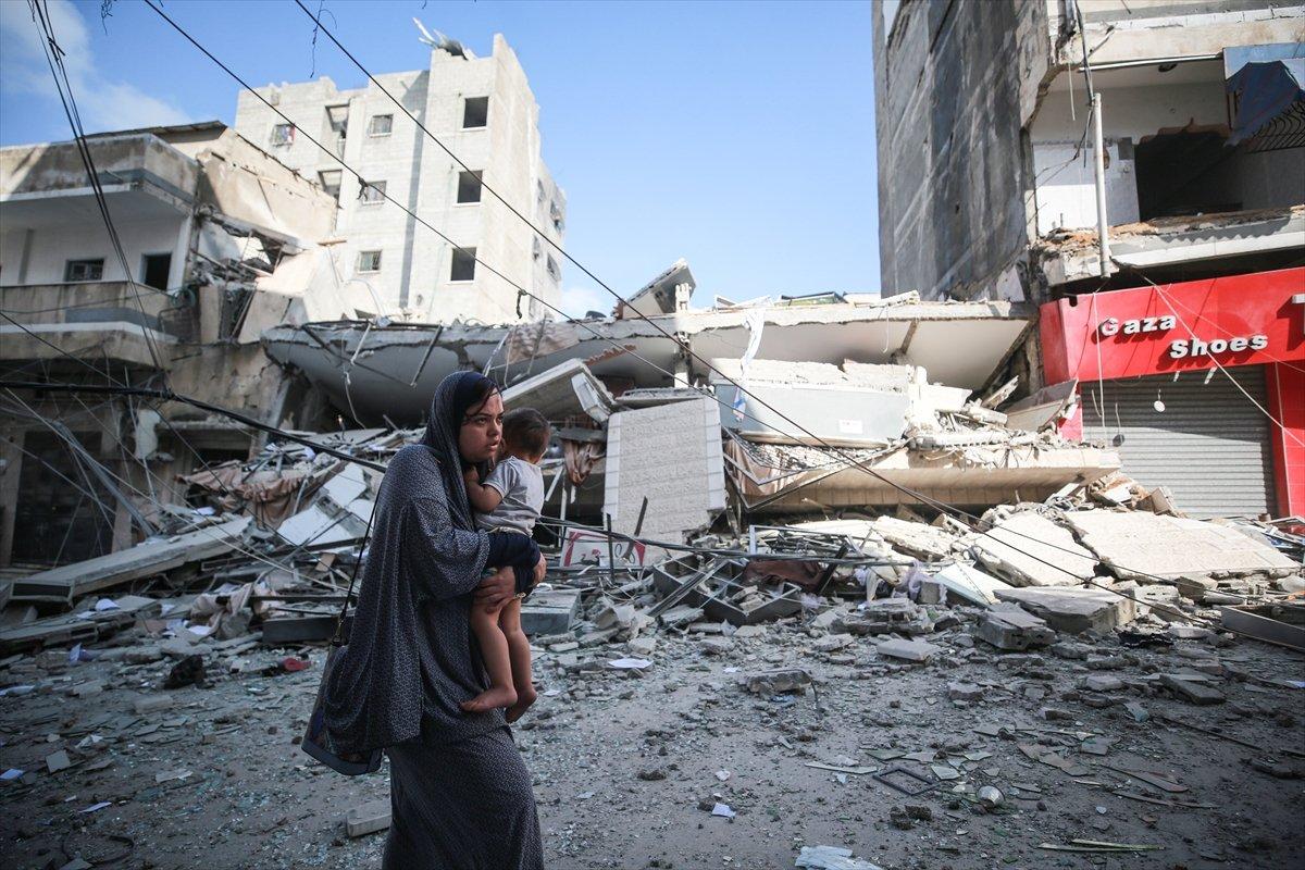 İsrail in Filistin e saldırıları sonrası bilanço ağırlaşıyor #15
