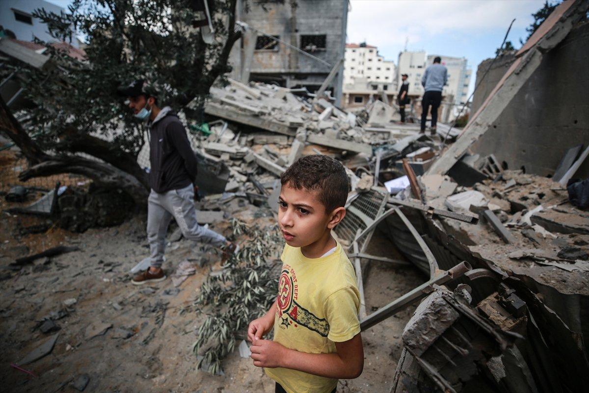İsrail in Filistin e saldırıları sonrası bilanço ağırlaşıyor #14