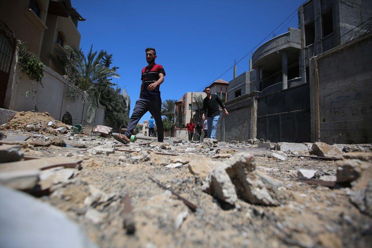 İsrail in Filistin e saldırıları sonrası bilanço ağırlaşıyor #7