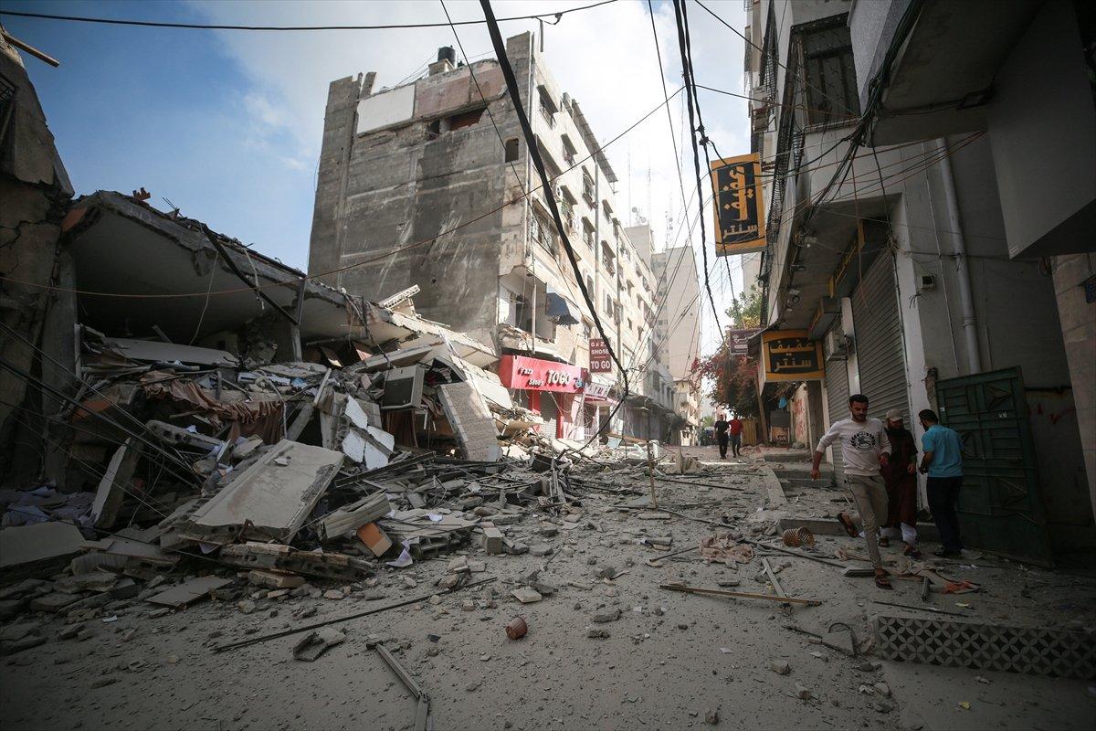 İsrail in Filistin e saldırıları sonrası bilanço ağırlaşıyor #12