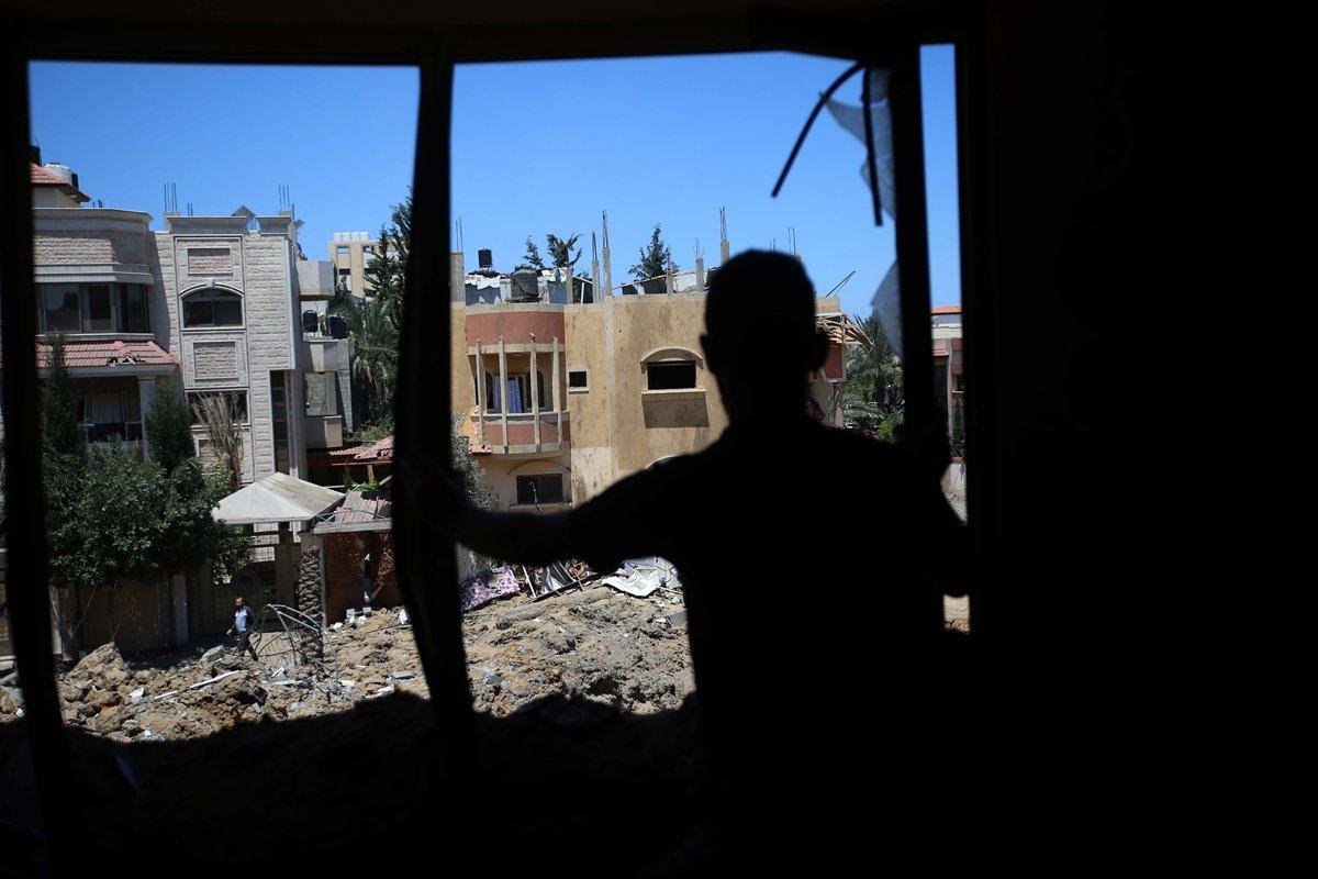 İsrail in Filistin e saldırıları sonrası bilanço ağırlaşıyor #5